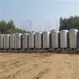 出售不锈钢储罐大量处理