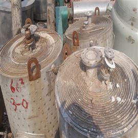 二手螺旋板冷凝器厂八成新