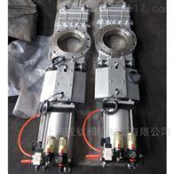 PZ673W不锈钢气动刀型闸阀