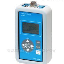 toyo-sokki东洋测器数字指示器TI-801