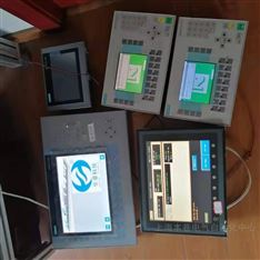 触摸屏MP377和PLC通讯不上维修