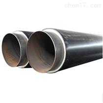 DN350塑套鋼螺旋黑夾克保溫管