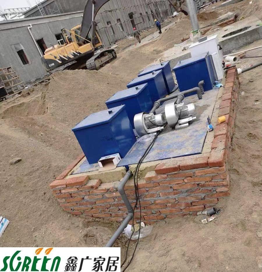 山东地埋式污水处理设备定制