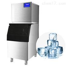 IMF-200制冰机商用奶茶店全自动KTV酒店方冰制作机