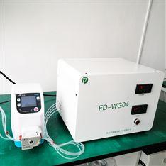 实验室用多路气体控制过热蒸汽发生器
