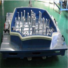 苏州汽车行业玻璃外壳检具 非标构件