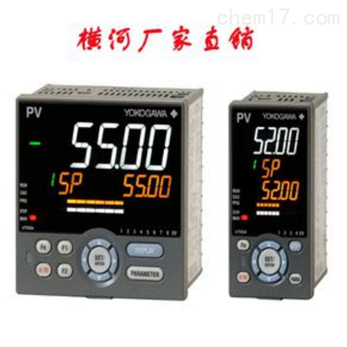 温度调节器UM33A-000-11日本横河YOKOGAWA
