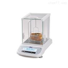 QL-120X密度测试仪器金属颗粒塑料橡胶液体数显天平