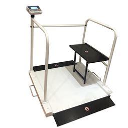 300kg医用轮椅秤带座椅