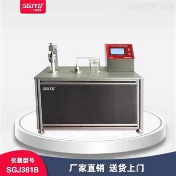 SGJ361B无纺布吸水性能测试仪