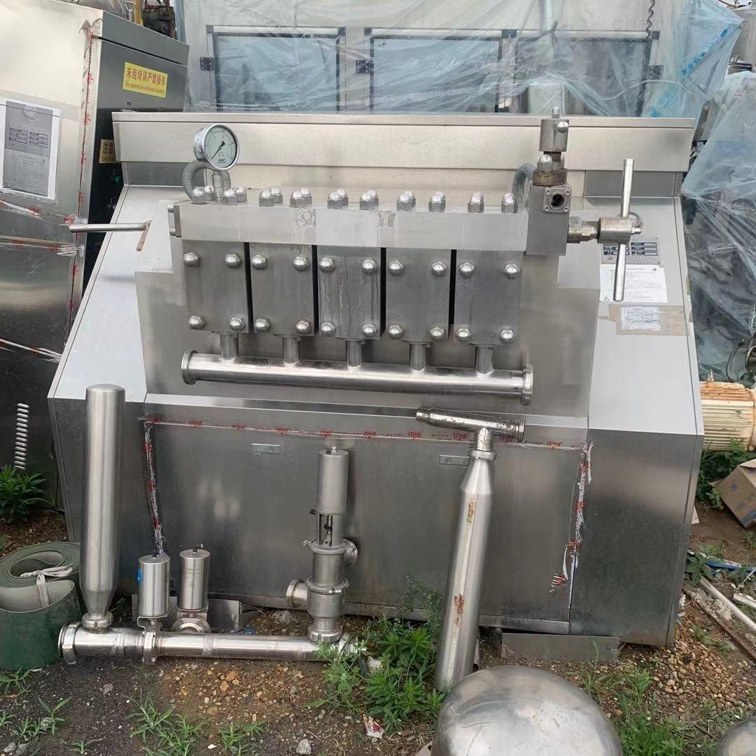 二手15000升 40公斤 高压均质机