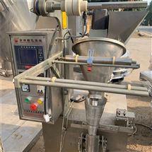 二手背封粉剂立式包装机 螺杆式 量杯