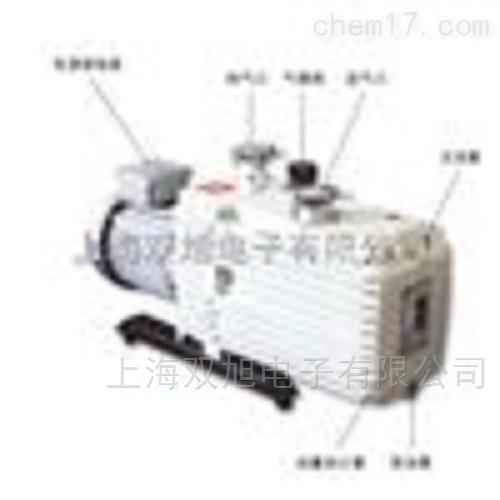双级油旋片真空泵D-16C