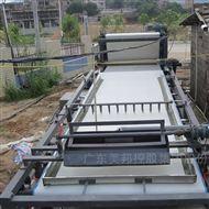 机制砂泥浆污水脱水设备