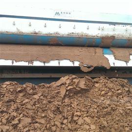 洗砂泥浆污水压干设备