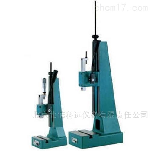 齿轮齿条式精密手动压力机 高刚性矩形导轨齿轮齿条式精密手动压力机