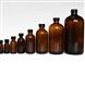 带聚四氟乙烯衬垫棕色螺口玻璃瓶 小口