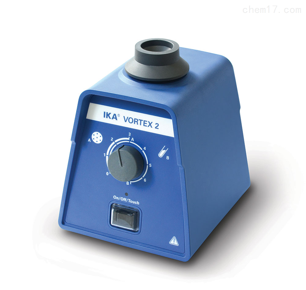 VORTEX 2德国IKA试管振荡漩涡混匀器