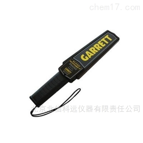 美国盖瑞特进口手持金属探测器 金属物品探测仪 手持金属物检测仪