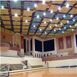 体育馆低频吸音体