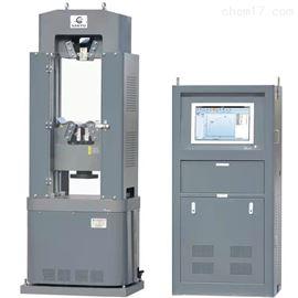 WAWD-600B微机电液伺服万能试验机