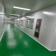 烟台制药净化车间厂房风管系统检测验收
