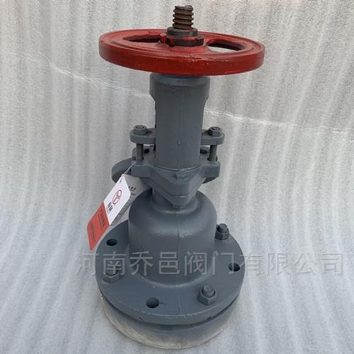 HG5-16-79搪瓷放料阀