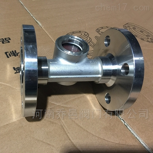 SG-YL41不锈钢带叶轮式水流指示器