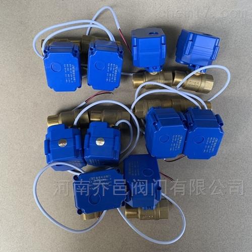 CWX微型电动阀门