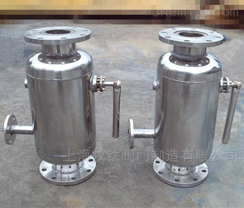 不锈钢自动反冲洗排污过滤器