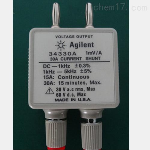 电阻器30A分流器美国安捷伦Agilent是德科技