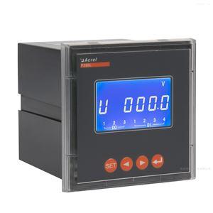 80外形单相电压表