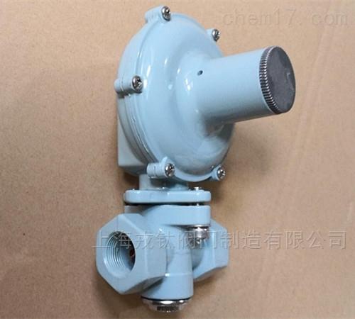 RTZ-H燃气调压器