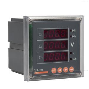 96外形三相电压表