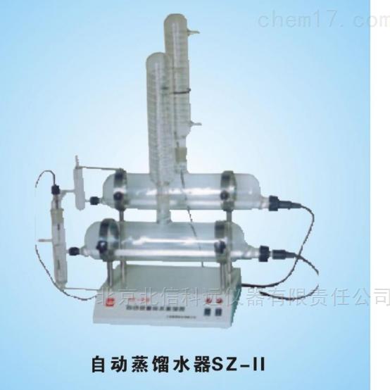自动纯水蒸馏器 电热蒸馏水器