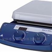RH digitalIKA 带加热磁力搅拌器