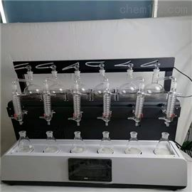 QYZL-6B一体式蒸馏装置6位