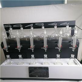 QYZL-6B实验室连续蒸馏装置6位