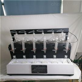 QYZL-6B一体化蒸馏仪6位