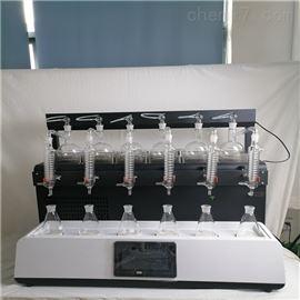QYZL-6B蒸馏回流装置一体式