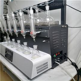QYZL-6B上海乔跃蒸馏装置仪器