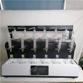QYZL-6B上海乔跃智能一体化定量蒸馏仪