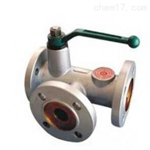 Q44M焦炉专用三通球阀