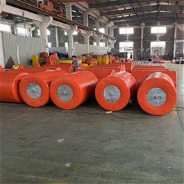 FT600*1000水上垃圾拦截隔离带拦污阻污塑料浮筒
