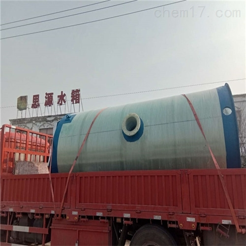 解析一体化污水提升泵站设计规定