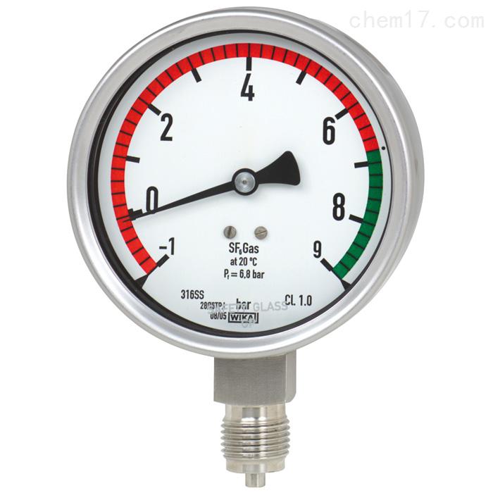 德国WIKA气体密度显示器