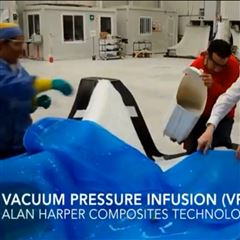 HY-E风电叶片真空袋模加成型硅胶