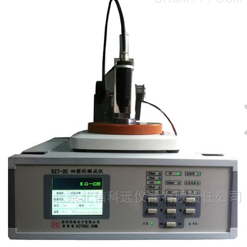 双电测四探针测试仪 双电测四探针软件测试系统