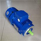 BMA100L1-4紫光BMA电磁制动电动机