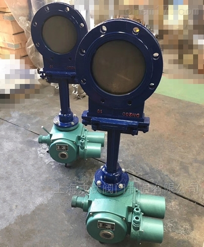 PZ973F/X/Y电动刀闸阀